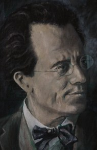 Gustav Mahler by Peter Knight